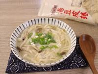 菇菇豆皮味增湯_小七食堂