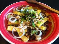 <快速料理-鮭魚茶泡飯>