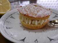 小烤箱-檸檬酪杏仁蛋糕