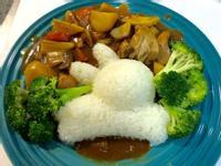 永遠秒殺的蔬菜雞肉咖哩飯