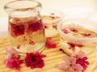 櫻花葡萄酒凍
