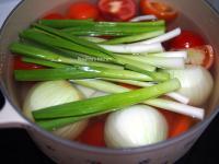 清爽蔬菜湯底: 健康暖胃