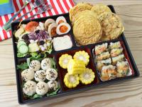 飯糰家族之春遊_小七野餐趣