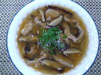 香菇肉羹湯(柴魚湯頭)