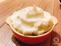 超簡單好吃滑順牛奶馬鈴薯泥