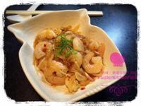 [10分鐘上菜] - 泰式甜酸洋蔥炒蝦仁