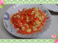 15元零廚藝~胡蘿蔔炒蛋