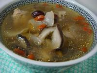 天麻燉雞湯