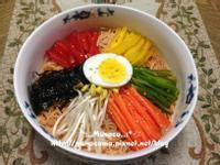 韓式拌麵비빔국수