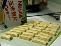 棉花糖牛軋糖『雀巢玉米脆片』