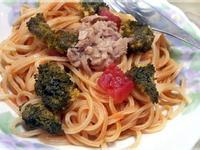 茄汁鮪魚義大利麵