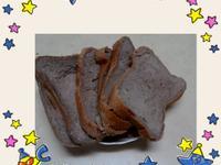 方便~麵包機巧克力吐司