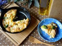 西班牙起司烘蛋(小鐵鍋料理)