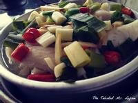 清蒸鮮魚片(電鍋料理)