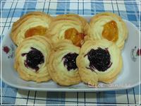[7 Bakery]餅乾盒裡的好滋味-果醬奶酥餅乾