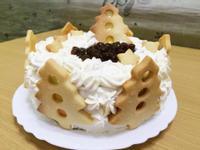 3點1刻 珍珠日月潭奶茶奶油蛋糕