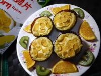 檸檬起司脆片塔*雀巢玉米脆片*