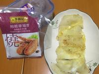 蛋餅夾肉【全聯快炒包料理】