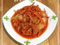 素食韓式泡菜