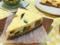 栗子南瓜乳酪蛋糕