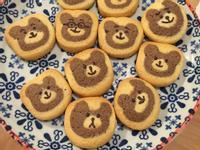 跟著做的小熊餅乾🐻
