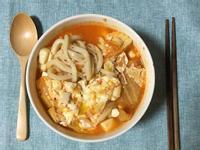 泡菜鍋燒麵