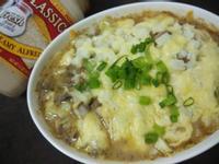 起司焗烤白醬蘑菇-CLASSICO義麵醬