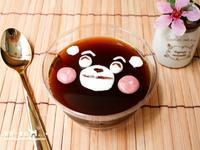 沁涼療癒~熊本熊咖啡凍