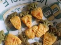 抹茶紅蘿蔔餅乾(抹茶胡蘿蔔餅乾)