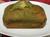 抹茶磅蛋糕