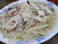 竹筍海鮮湯泡飯
