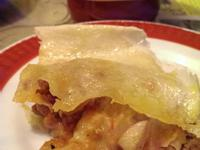 潤餅皮千層麵-CLASSICO義麵醬