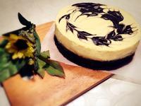 蘭姆葡萄重乳酪蛋糕
