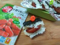 小口香腸飯糰-小七野餐趣
