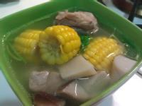 品靚上菜-排骨玉米湯