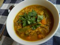 [南洋]印度扁豆咖喱Dhal curry