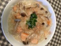鮭魚菇菇粥_好菇道美味家廚