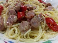 超簡單台式香腸義大利麵