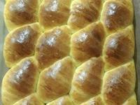 天然酵母奶香包