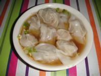 愛蜜莉廚房:上海菜肉餛飩