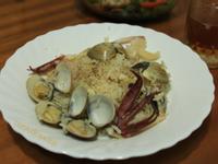 奶油海鮮燉飯