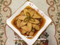 韓式醬醃牛蒡우엉간장장아찌