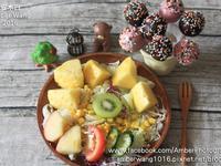 棒棒糖蛋糕水果沙拉【小七野餐趣】
