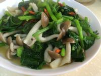 [低醣飲食]菇菇皇宮菜