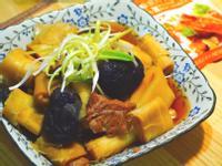 快鍋※香菇桂竹筍滷肉【全聯快炒包料理】