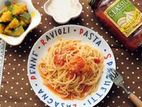 蕃茄肉醬義大利麵-classico義麵醬