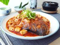 韓式泡菜豆腐燒魚【全聯24節氣料理】
