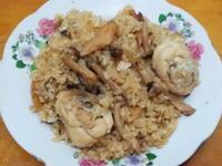 雙菇麻油雞油飯_好菇道美味家廚