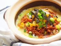 韓國泡菜芝士蛋漿炒飯