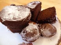 《永新沙拉》黑巧克力美奶滋瑪芬~無奶
